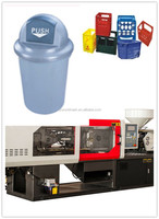 130ton Plastic Injection Molding Machine Making Products