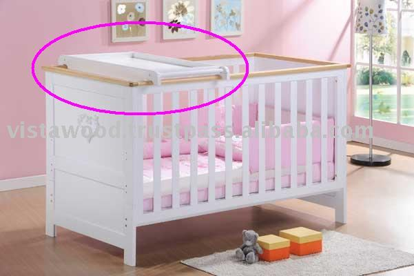 baby changing table, changing top, top changes, wooden furniture,baby furniture,wooden crib