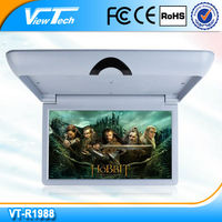 New 20 inch led car lcd tv with hdmi intput