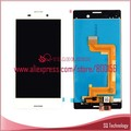 Alibaba Express For Sony M4 Aqua LCD SCreen With Touch Digitizer Assembly White