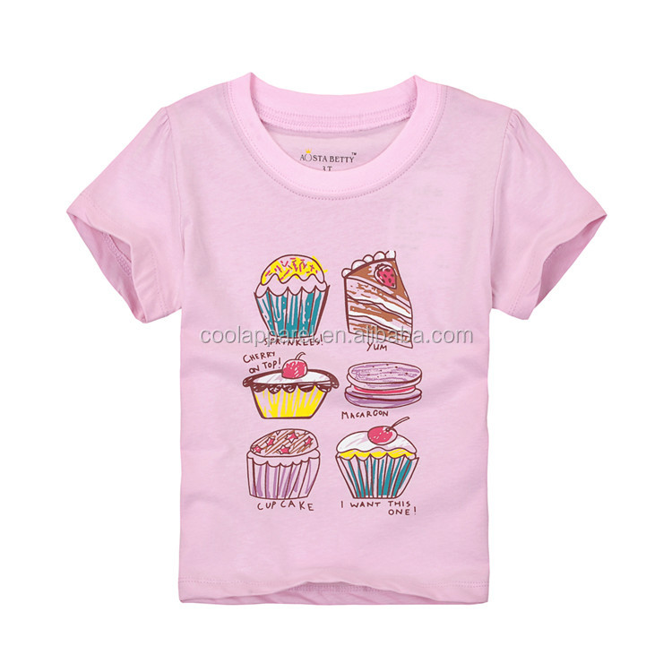 Manufacture fancy cotton pink short sleeve boys pink t shirt wholesale