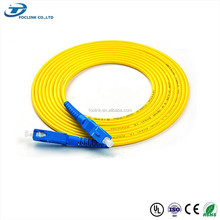 Wholesale Low insertion loss fiber optic transmitter SC ST LC FC fiber optic patch cord