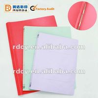 The most popular Paper File Folder with Plastic Clip