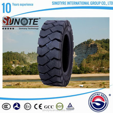 small solid tyre 400-8, 500-8, 600-9 tyre made in china