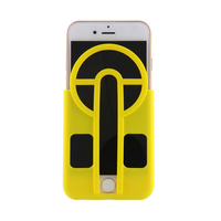 Aimer For Pokemon Go PokeBall Aimer Silicone Case For Iphone 6 6s 6p Mobile Phone Case