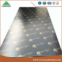 4ft x 8ft A A Grade WBP Glue Cheap Marine Plywood black and brown film faced plywood
