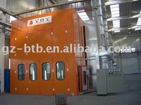 bus paint booth with high quality
