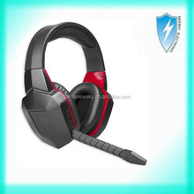 2016 new headband 2.4G wireless gaming headset for Xbox one
