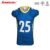 Custom Design Breathable Fabric Sublimated Lacrosse Jersey with Cheap Price