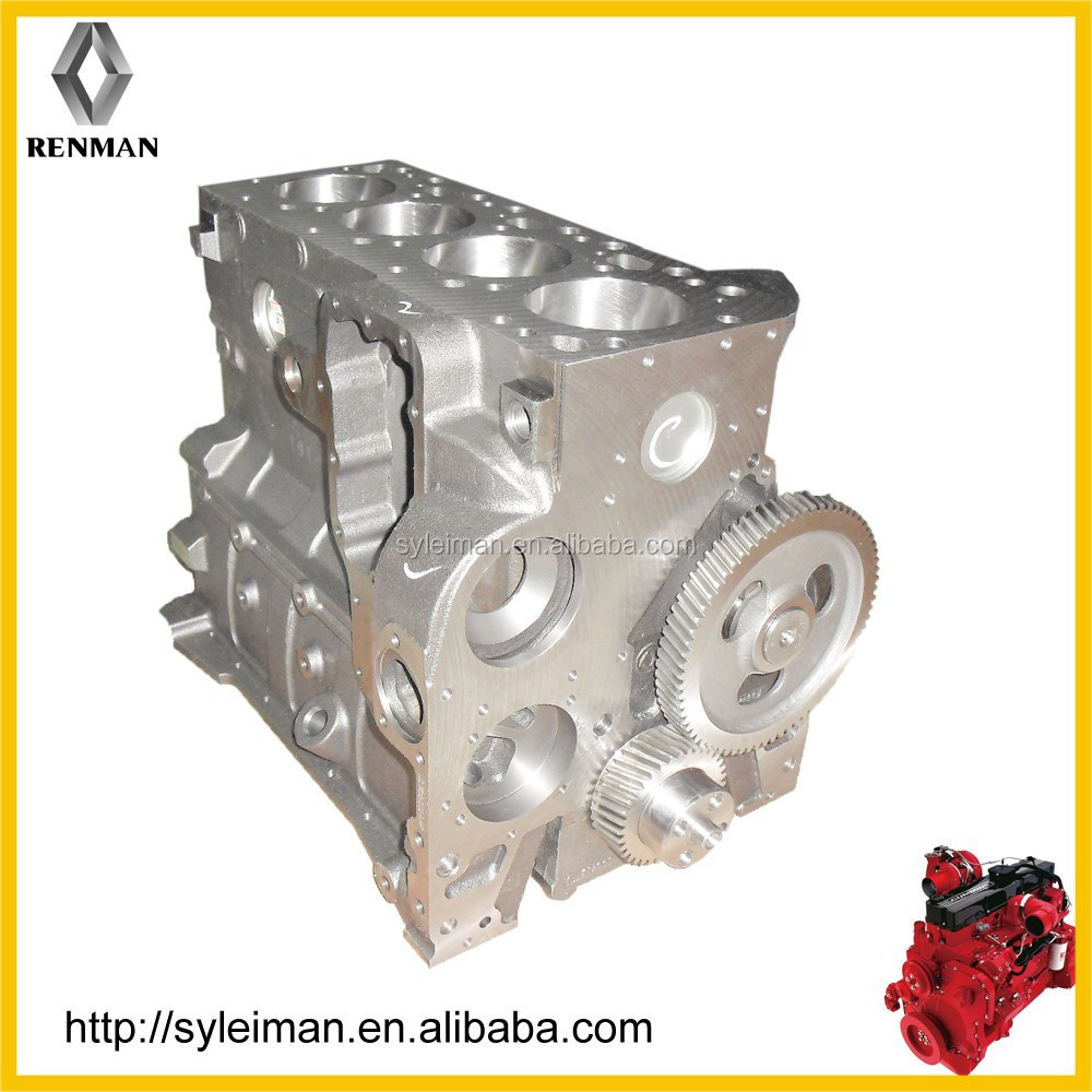 The Cylinder Block