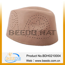 Wool felt formal wear islamic hat