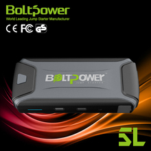 boltpower car jump starters strong power bank 16800mAh for notebook mobie led illumination etc with OEM