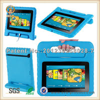 New drop protection 7inch tablet case for kids/ EVA case for tablet case