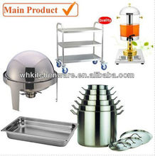 chafing dish, commercial cookware, gn pan, trolley...and more kitchen horeca products