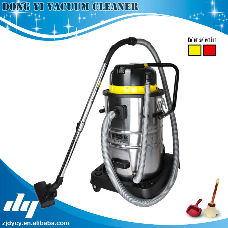 2017 new design wet and dry hotel stainless steel vacuum cleaner