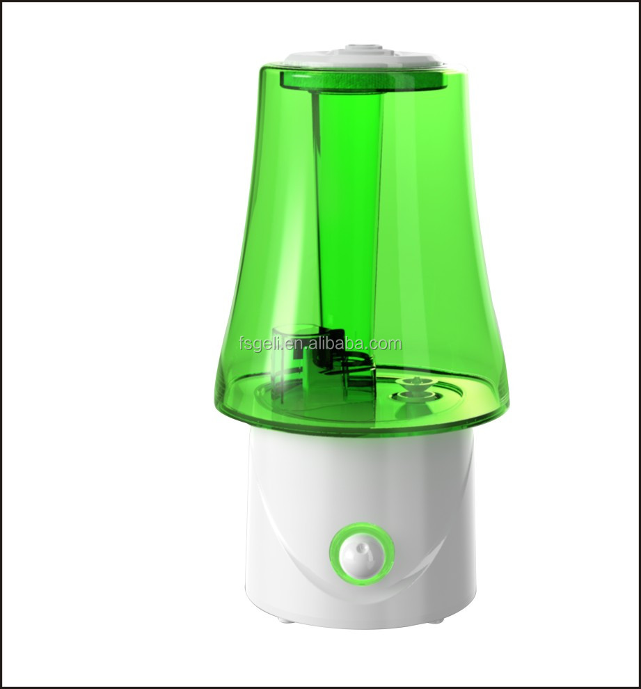 mini light shape humidifier