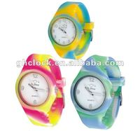 2013 Hot Sale Colorful wrist led Watch