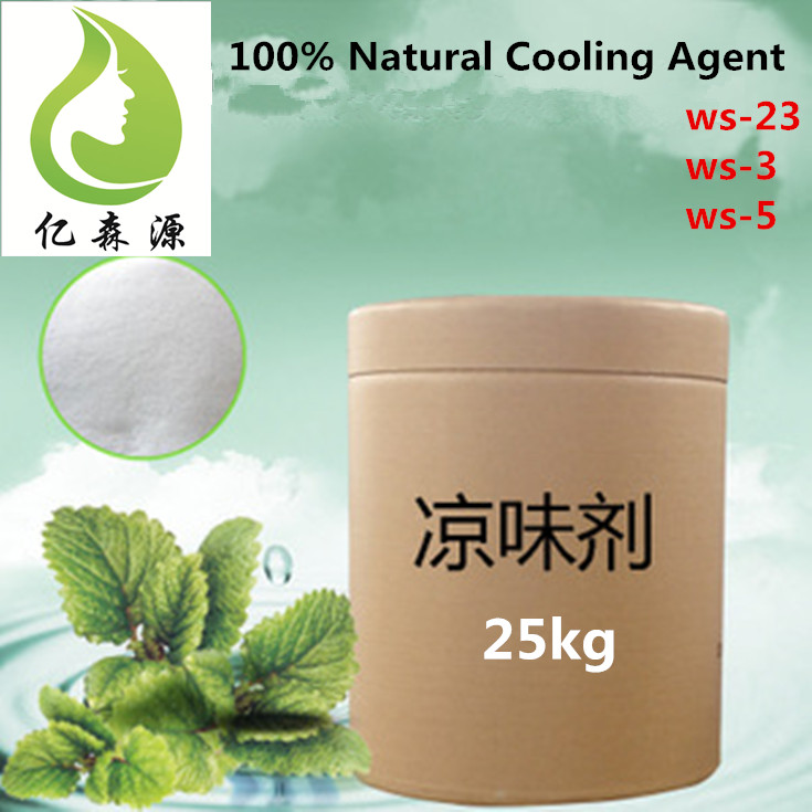 Top Level Cooling Agent ws-23 Chinese Manufacturers Supply Organic Cooling Agent ws 23 CAS 51115-67-4 ws-23 Cooling Agent