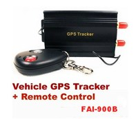 (FAI-900B ) GPS/GPRS/GSM VEHICLE TRACKING SYSTEM
