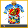 Livelywear --Pro team cartoon sublimated printing custom bike wear shirts custom cycling