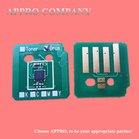 Compatible reset copier toner chip for Xerox WorkCentre 7120
