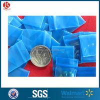 2016 Alibaba Hot Sell Custom mini ldpe plastic Ziplock Bag