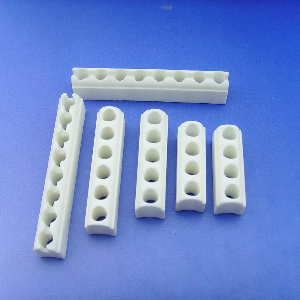 Insulation heat resistance electrial ceramic steatite part,ceramic insulator