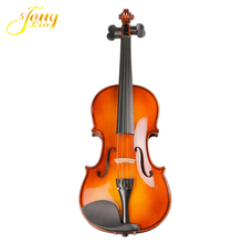 TL001-1B Tongling Cheap Price Best Brands Types Violin, Musical Instrument