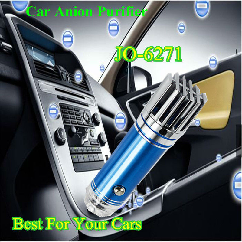 12V car negative ions generator (Dispelling smoke &formaldehyd effectively)