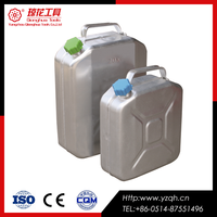 FUEL OIL WATER Jerry Can Paint