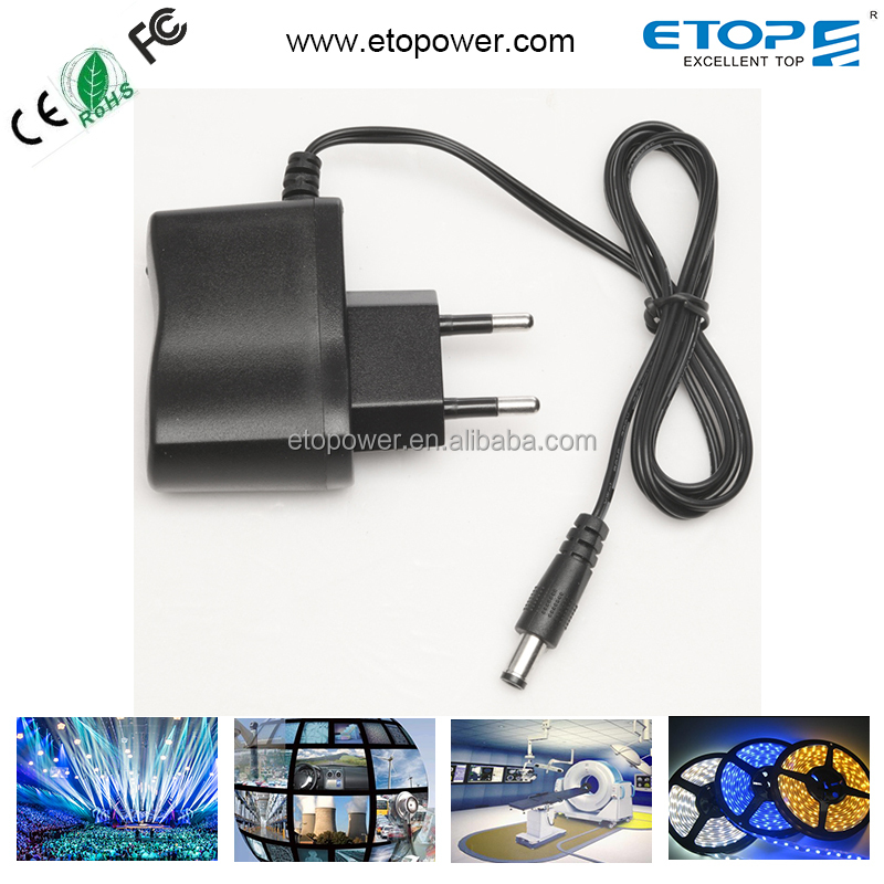 Wall mount type 5W AC DC firewire to hdmi adapter for telecom use