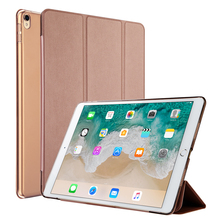 Jisoncase competitive price case for ipad air pro 10.5inch tablet case cover smart flip leather stand for ipad pro newest
