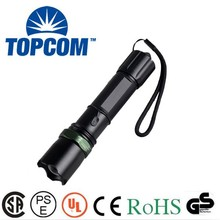High Power Long Beam Distance Rechargable Torch