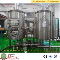 Display Picture Of Equipment For Different Customer Beer Brewery Gas System Copper Fermenation Tank