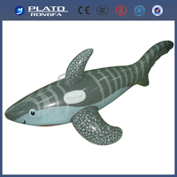 Attractive PVC Inflatable animal Toys,fish toys