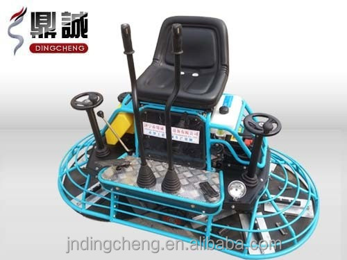 gasoline lifan engine floor screeding machine, concrete polishing machine