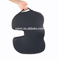 Comfort anti-slip memory foam u shape office chair seat cushion