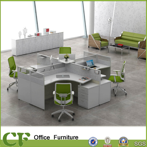 Commercial standard sizes of computer furniture workstation table