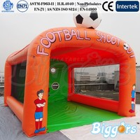 Inflatable Football Shoot Game Inflatable Football Goal