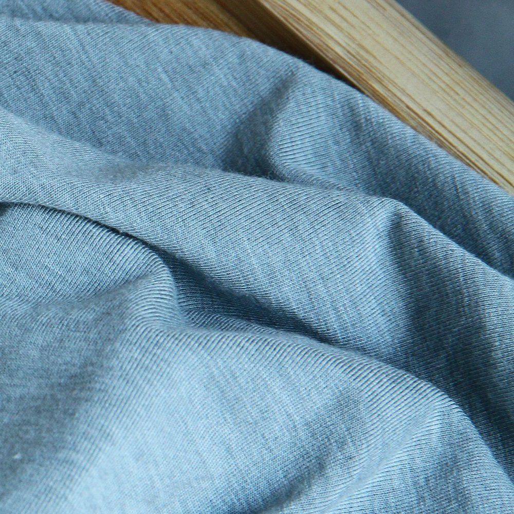 Copper 4 way stretch antibacterial/anti-odor fabric for sports shirts