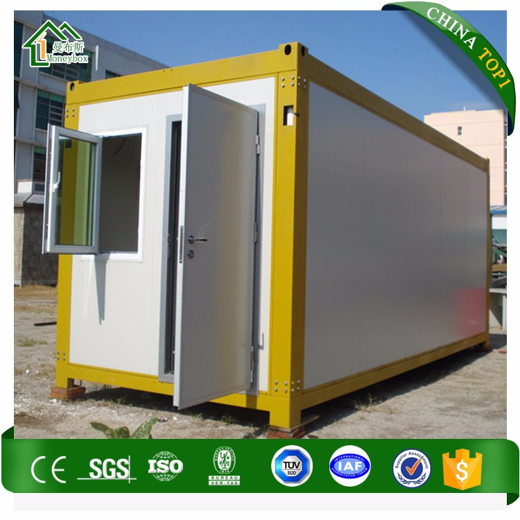 Light Weight Container House Wood
