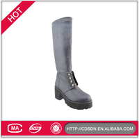 China Supplier Factory Price sex pu long boots