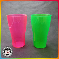 Fantastic Hard Plastic Juice Cup Pint Glass Party Cup