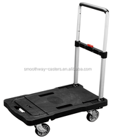 Plastic Hand Cart Trolley