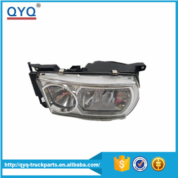 Best Quality Factory price Euro truck body parts oem 1760551 1730953 1900349 Led Head Lamp for SC Headlight