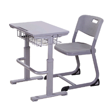L.DOCTOR brand Comfortable modern school furniture single desk and chair 103B