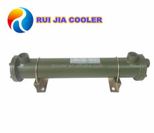 spiral heat exchanger price for machinery hydraulic cooling system