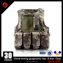 Tactical Military Battle Bullet Combat Assault Plate Carrier Vest Gear