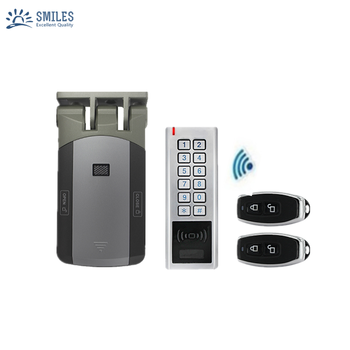 Wireless Access Control System With Waterproof Wireless Metal Door Keypads, Remote controller, Wireless lock