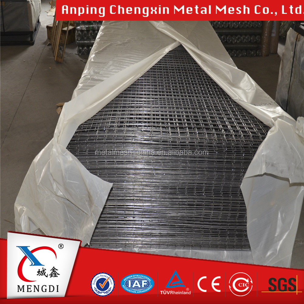 China Alibaba welded wire mesh sheet/panels